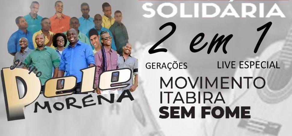 Live Grupo Pele Morena