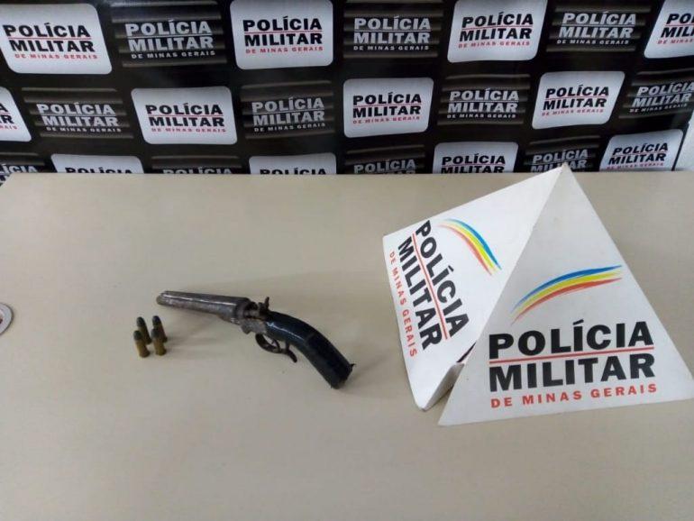 Suspeito de tentativa de homicídio é preso pela PM em Monlevade