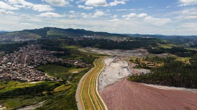 """MP: """"haverá remoção de população para descomissionamento de diques da Vale"""""""