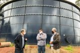 Com obras praticamente finalizadas, anel hidráulico tem primeiros testes em Itabira