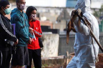 Coronavírus: Brasil bate novo recorde de mortes; 751 nas últimas 24h