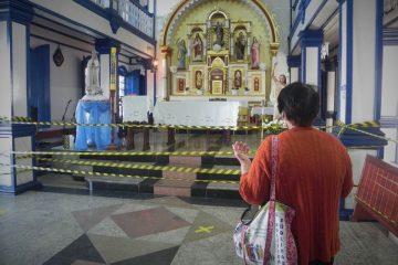 Cultos e missas serão autorizados a partir de domingo em Itabira