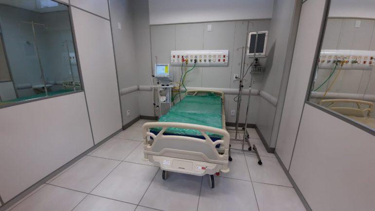 Covid-19: Itabira não possui pacientes internados em enfermarias