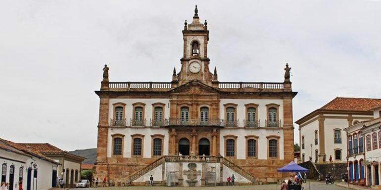 Ouro Preto terá toque de recolher a partir de segunda-feira