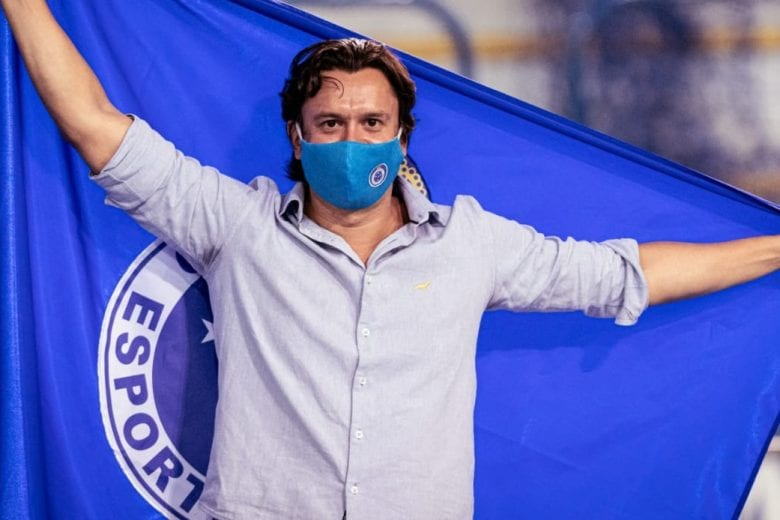 Novo presidente do Cruzeiro define primeiras ações