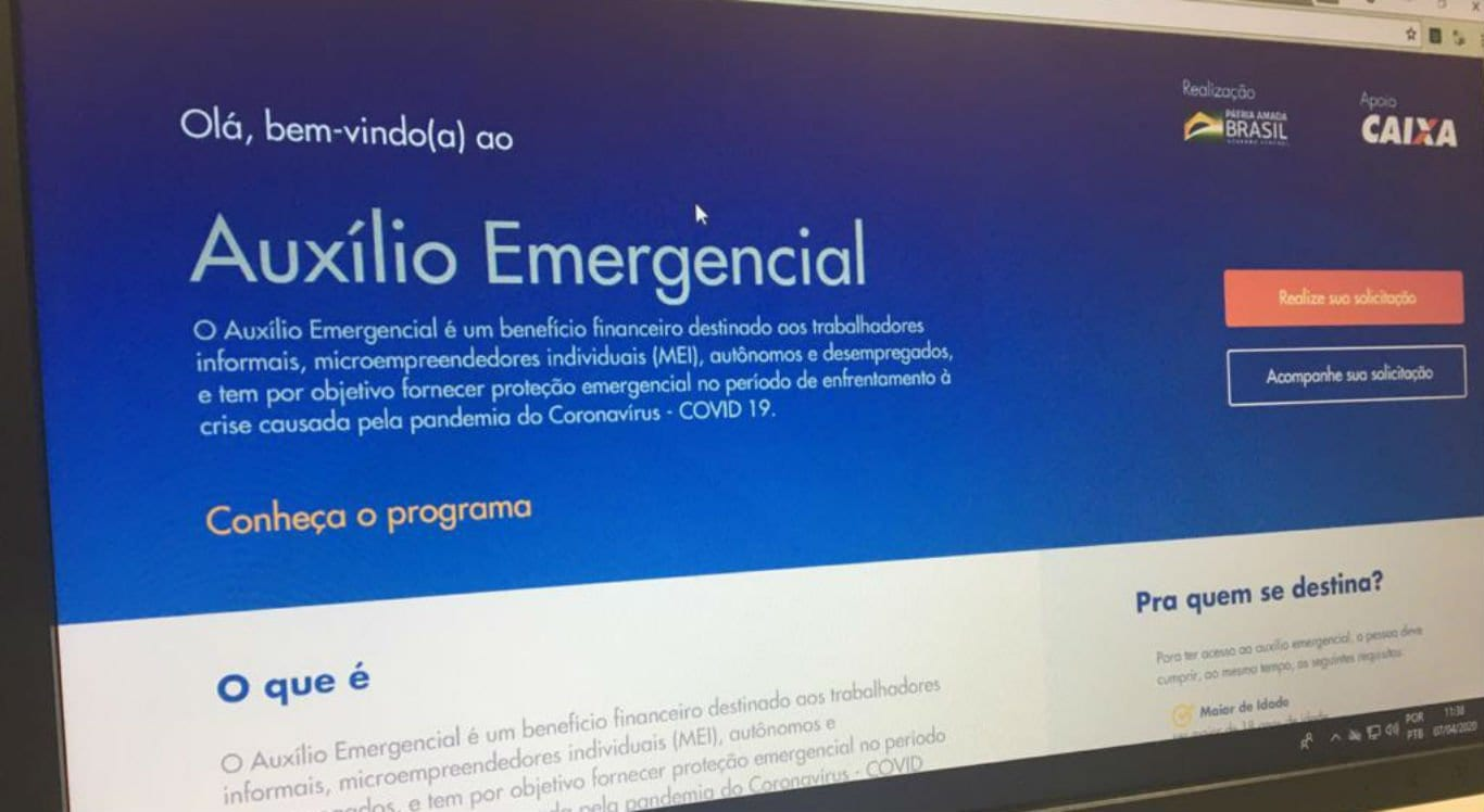 O que fazer se o auxílio emergencial for negado