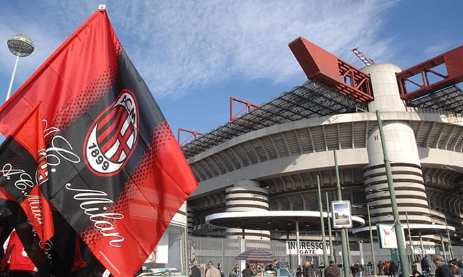 San Siro pode ser demolido para a construção de novo estádio