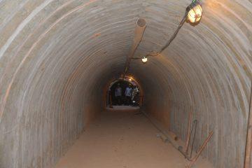 Obras de túnel para prevenção de enchentes avançam em São Gonçalo