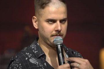 Em live, Cristiano raspa a barba e o cabelo de Zé Neto
