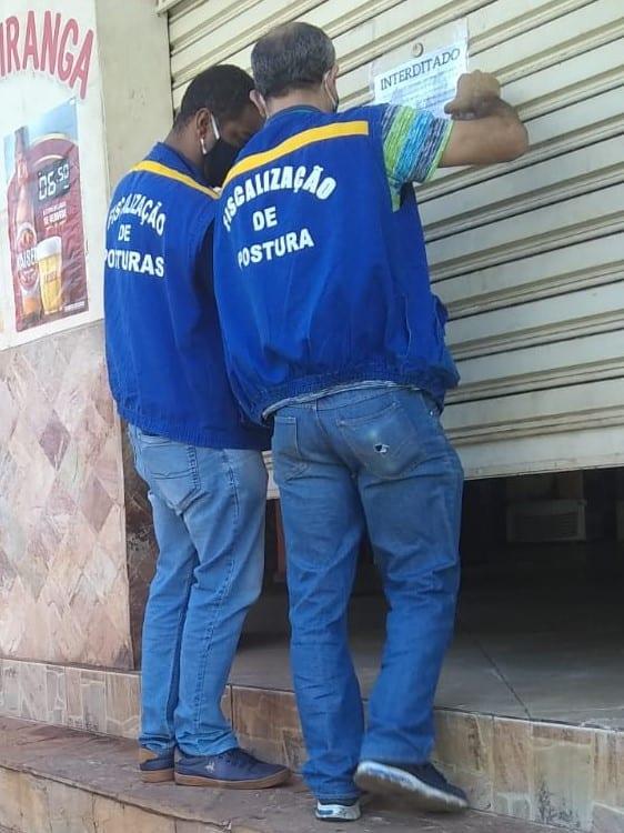 Prefeitura de Ouro Preto reforça medidas de fiscalização e combate ao coronavírus