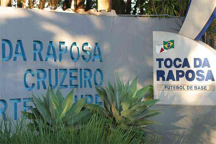 Cruzeiro revela causa de incêndio nos jardins da Toca da Raposa I