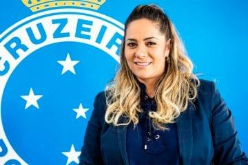 De olho em memorial, Cruzeiro anuncia retorno de Deis Chaves para gerência de projetos incentivados
