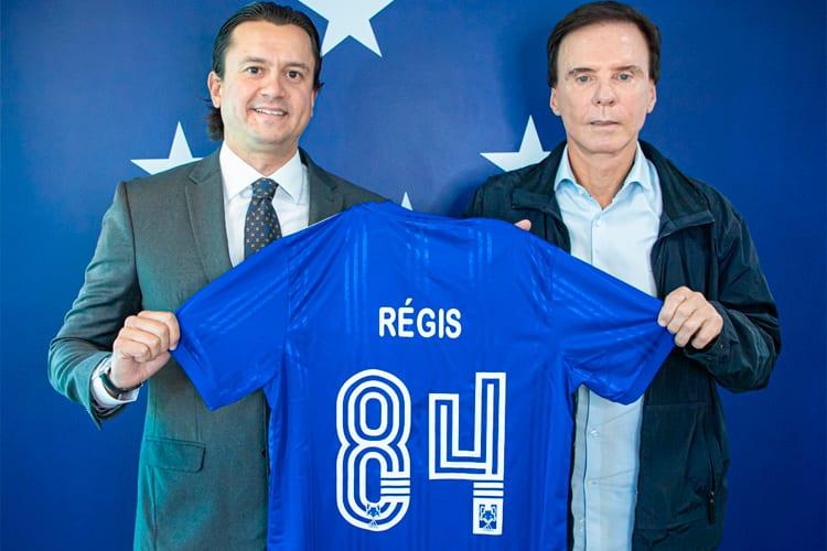 Cruzeiro anuncia novo patrocinador; empresa estampará marca nas costas da camisa