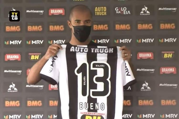 Apresentado no Atlético, zagueiro Bueno fala sobre experiência no Japão, características e indicação de Sampaoli