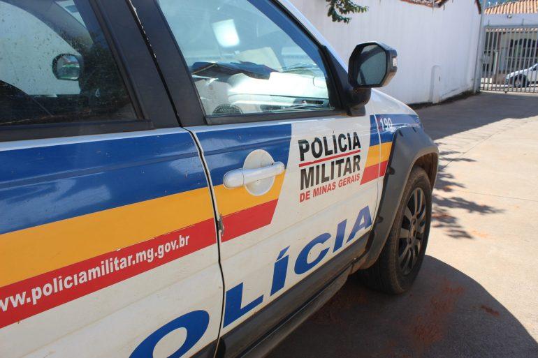 Suspeito de tráfico de drogas é preso durante operação da PM em Conceição