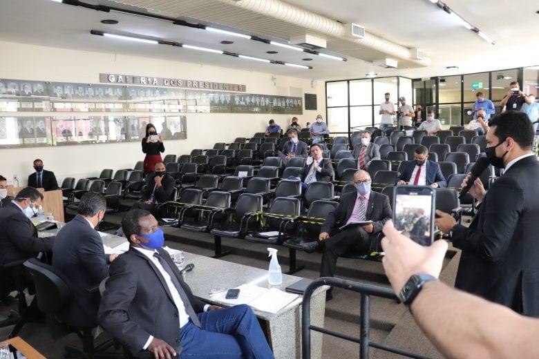 Vereadores de Itabira defendem a reabertura das academias