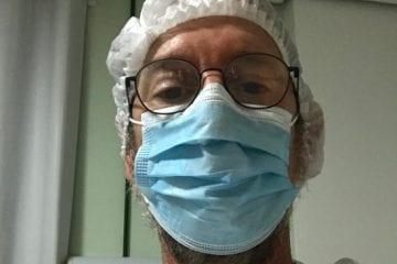 """""""Sem fraquejar: estamos preparados para enfrentar a pandemia"""", afirma diretor técnico do Hospital Margarida"""