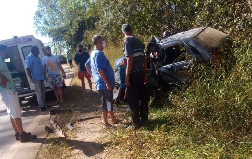 Morre mais uma vítima do acidente na MG-129 em Catas Altas