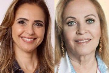 Simone Moreira e Conceição Winter podem somar forças para disputar a Prefeitura de Monlevade