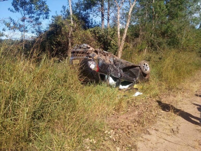 Motorista envolvido em acidente com vítimas fatais não era habilitado