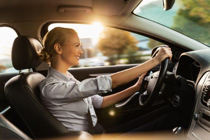 Conheça os segredos para dirigir bem