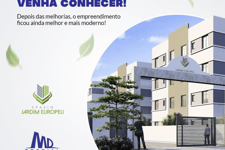 MD Predial investe em melhorias no projeto do Spazio Jardim Europeu
