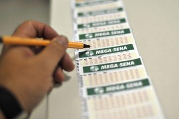 Mega-Sena sorteia nesta quarta-feira prêmio de R$3 milhões
