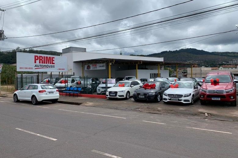 Prime Automóveis oferece garantia no motor e na caixa de marcha de seminovos com até 1 ano de uso