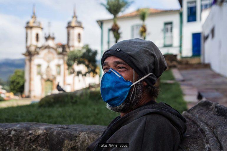 Prefeitura de Ouro Preto sanciona lei que torna obrigatório uso de máscaras
