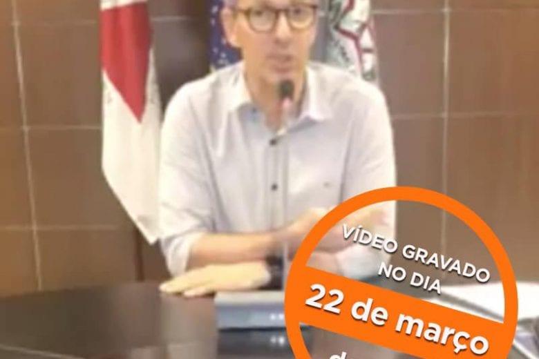 Vídeo antigo de Zema sobre calamidade viraliza nas redes e força esclarecimento do governador