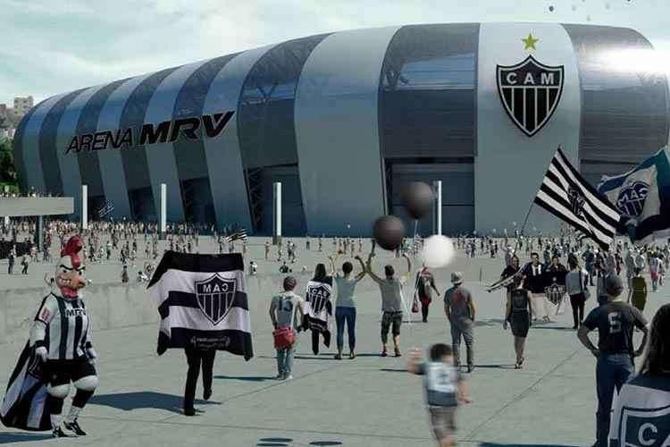 Com planejamento e organização, Atlético será potência mundial, projeta Menin