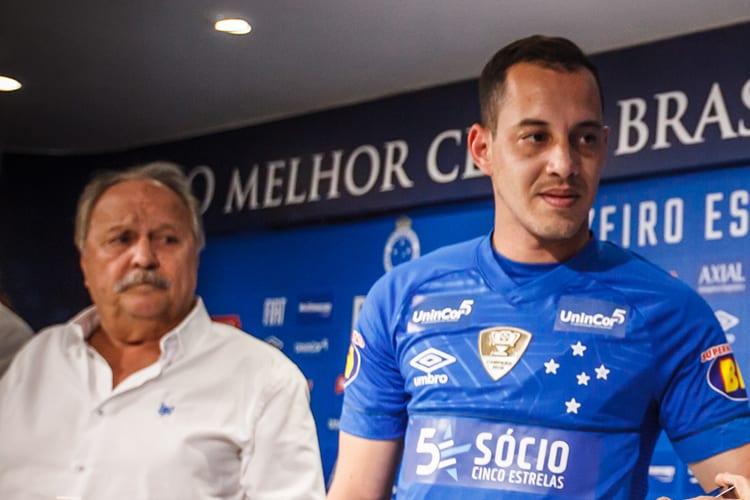 Cruzeiro se comprometeu a pagar mais de R$ 50 milhões em 'operação Rodriguinho'; saiba valores renegociados para 2021