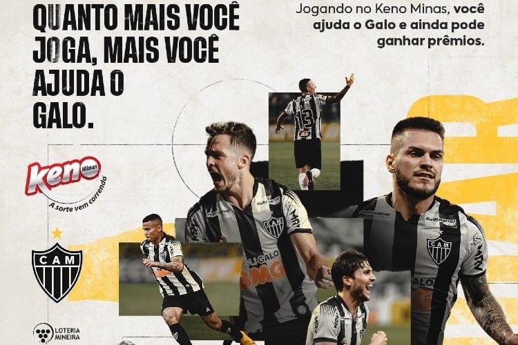Atlético firma parceria com Intralot Brasil, e torcedor poderá ajudar clube com apostas
