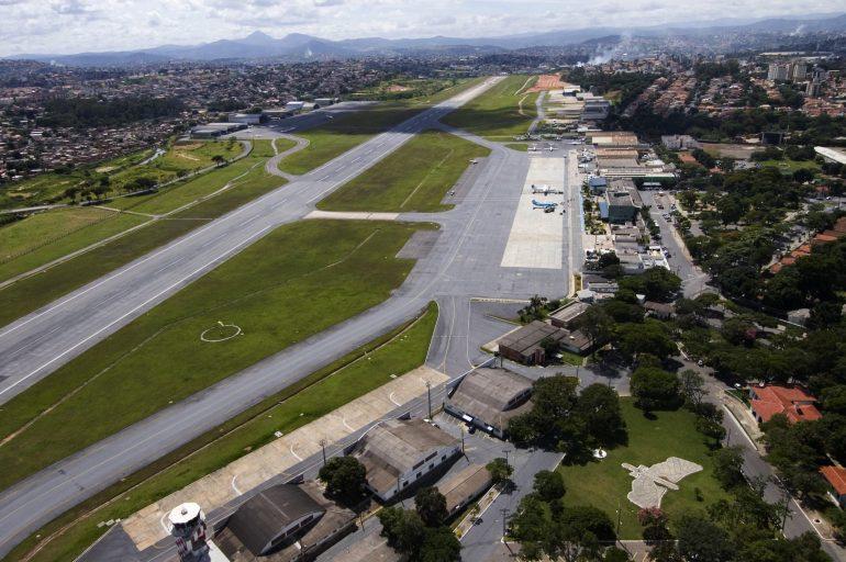 Estado divulga edital para receber estudos para concessão do Aeroporto da Pampulha