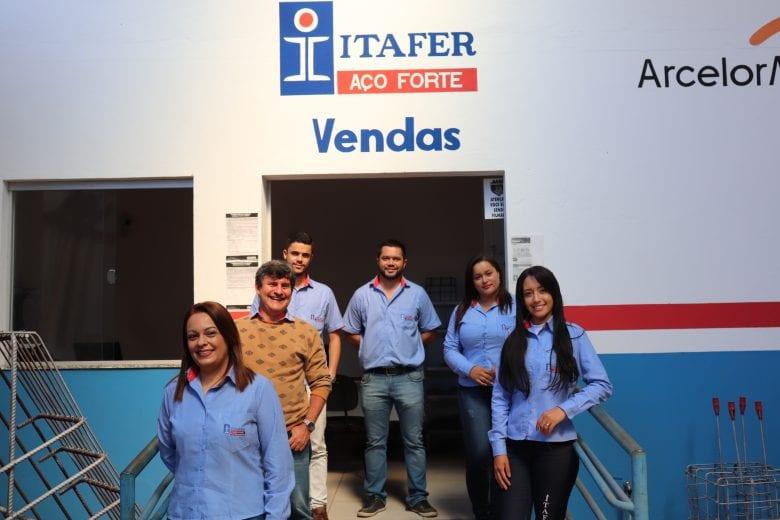 Itafer Aço Forte avança em nova linha de ferramentas para construção civil