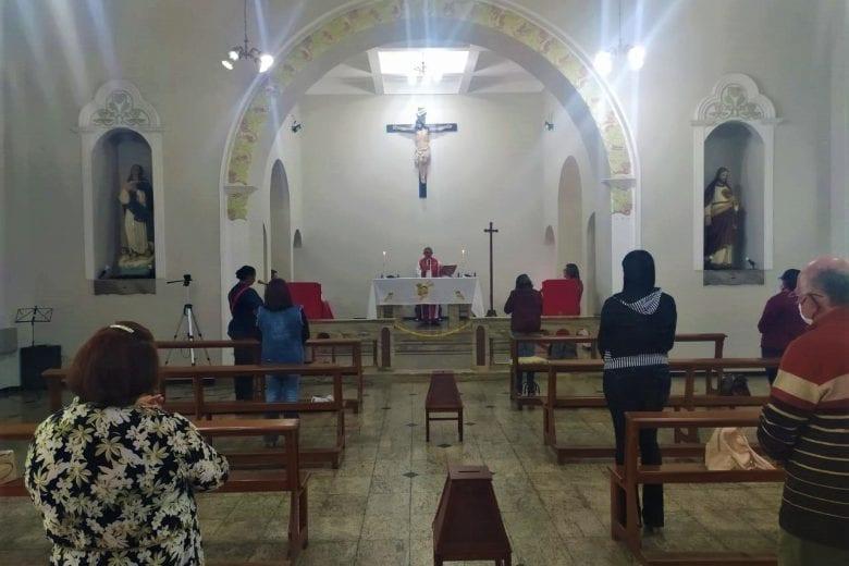 Missas presenciais devem expandir para comunidades em Monlevade