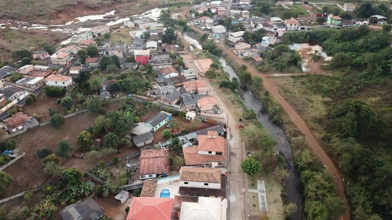 Acordo entre Prefeitura e Vale prevê construção de muro de drenagem em Ouro Preto