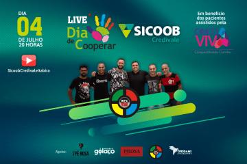 Sicoob Credivale Itabira realiza live beneficente em prol da Oncoviva