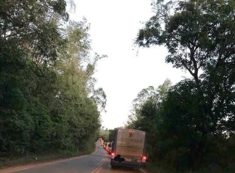 Quarentena em Conceição impede trabalhadores da Anglo de irem para casa