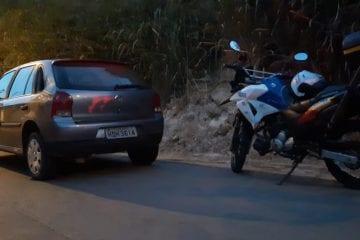 Motorista embriagado é preso após tentar fugir da Polícia Rodoviária