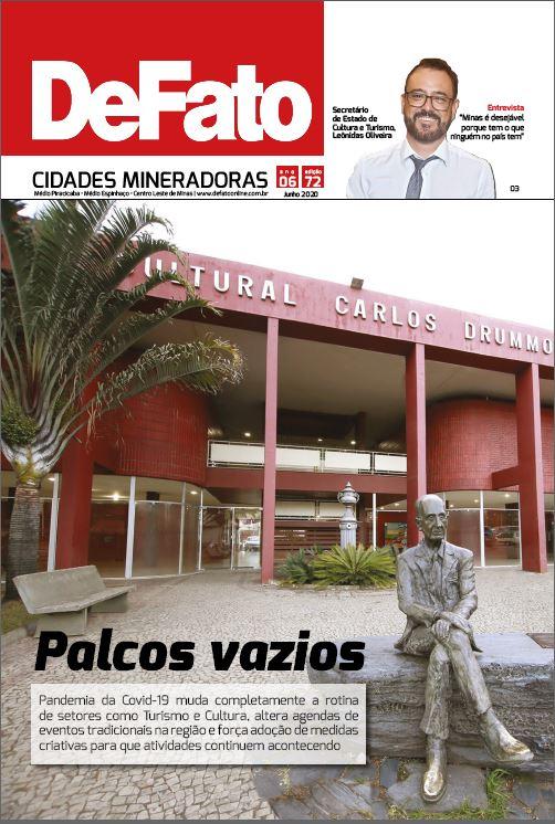Jornal DeFato Cidades Mineradoras – Edição 72