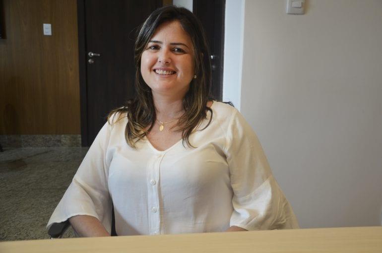 Luciana Bicalho anuncia pré-candidatura a prefeita de São Gonçalo do Rio Abaixo