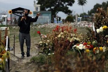 EUA, Brasil e México lideram ranking americano de mortes por covid-19