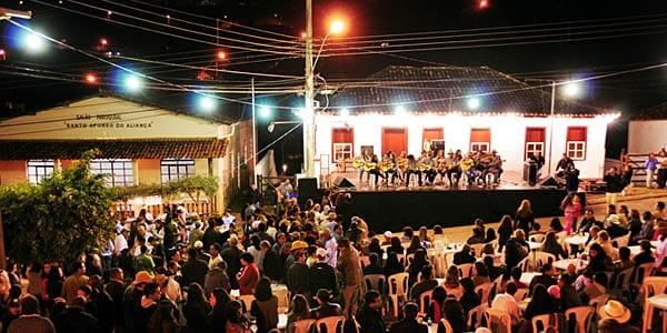 Rodas de Viola e Cultural acontecerão por meio de lives no próximo fim de semana