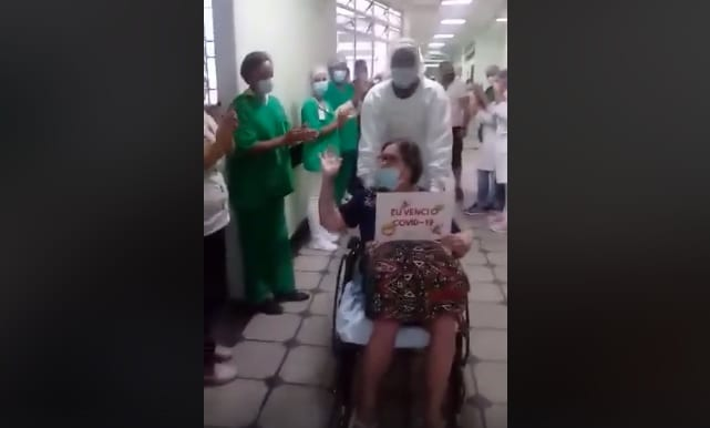 Paciente itabirana vence o coronavírus após ser internada três vezes – DeFato Online