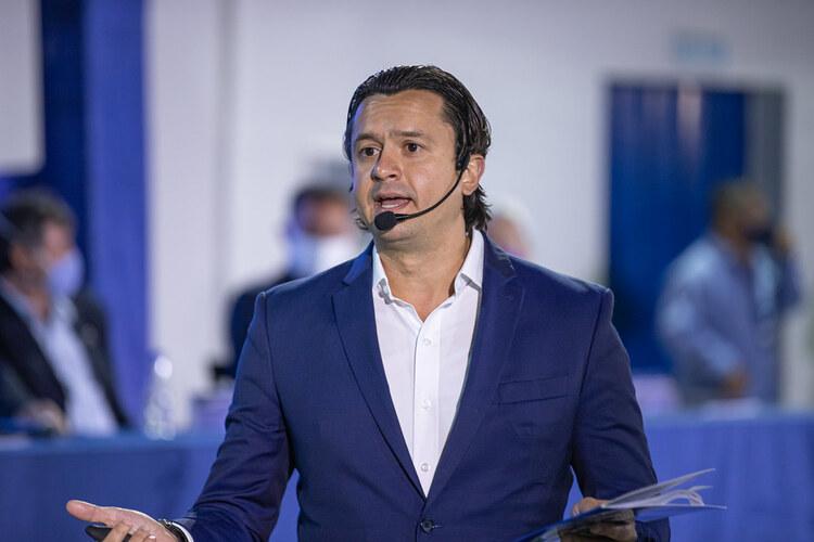 Presidente revela que clube árabe pediu rebaixamento do Cruzeiro à Série C por causa de dívida