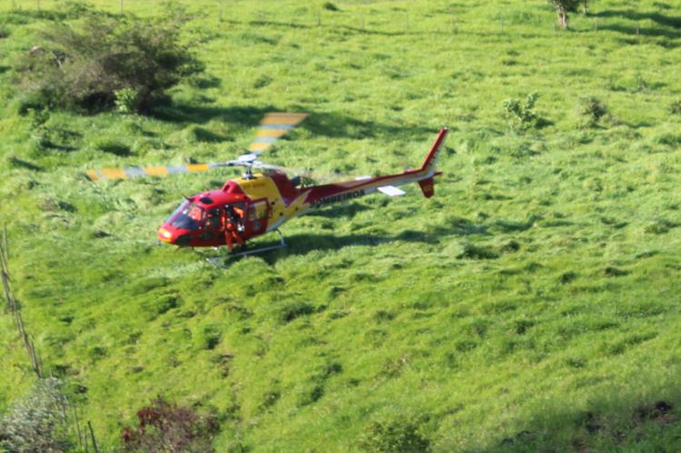 Bombeiros são acionados para procurar por pessoas perdidas na Serra do Caraça