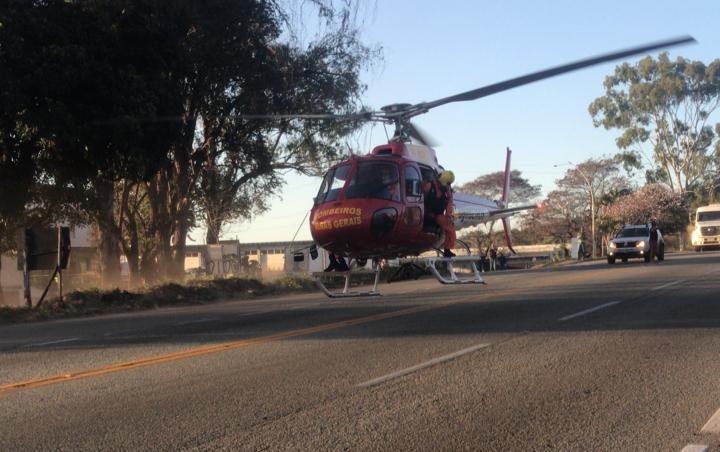 helicóptero br-381