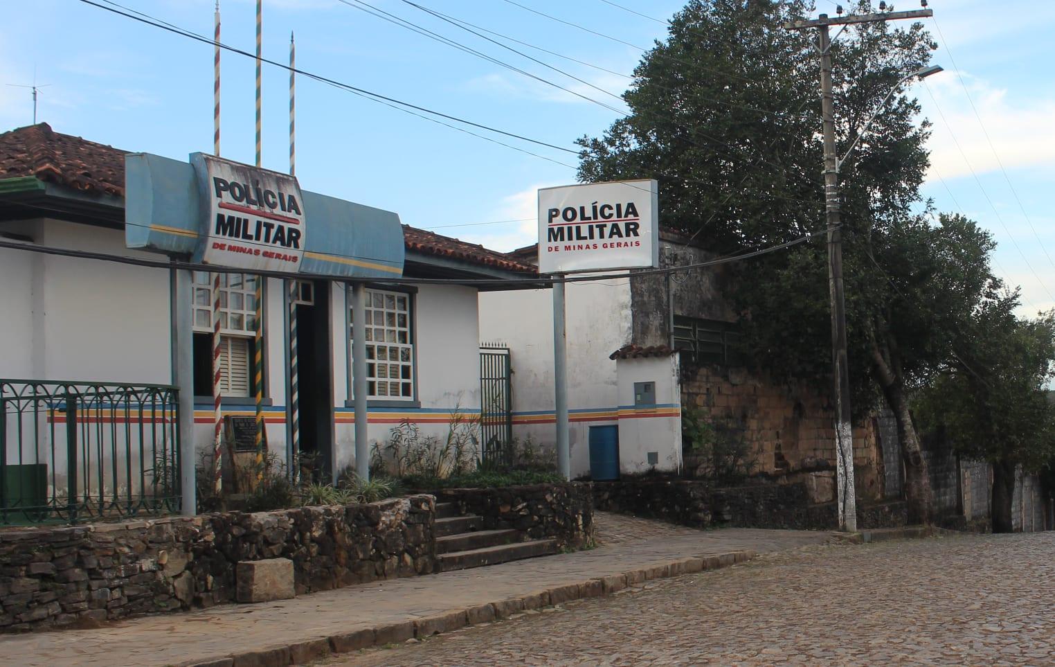 Polícia Militar recupera celular furtado em Catas Altas