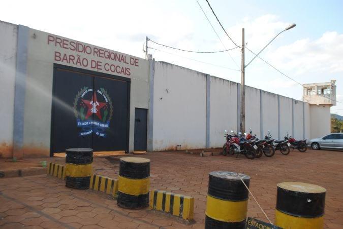 Presídio de Barão de Cocais terá visitas familiares de 20 minutos